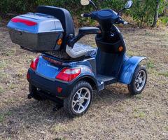 Електрическа четириколка MAXMOTORS 1500W
