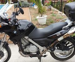 Мотоциклет БМВ Ф 650